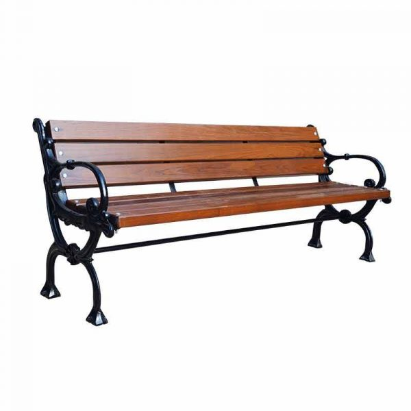BCV-013 - Cast Footed Bench