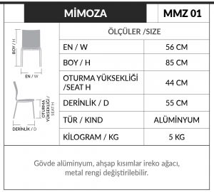 mimoza-wooden-metal-chair-technical-detail